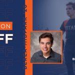 Senior Spotlight – Brandon Hoff