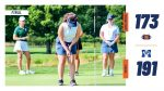 Titans Set School Team Nine-Hole Record in Victory Over Midview