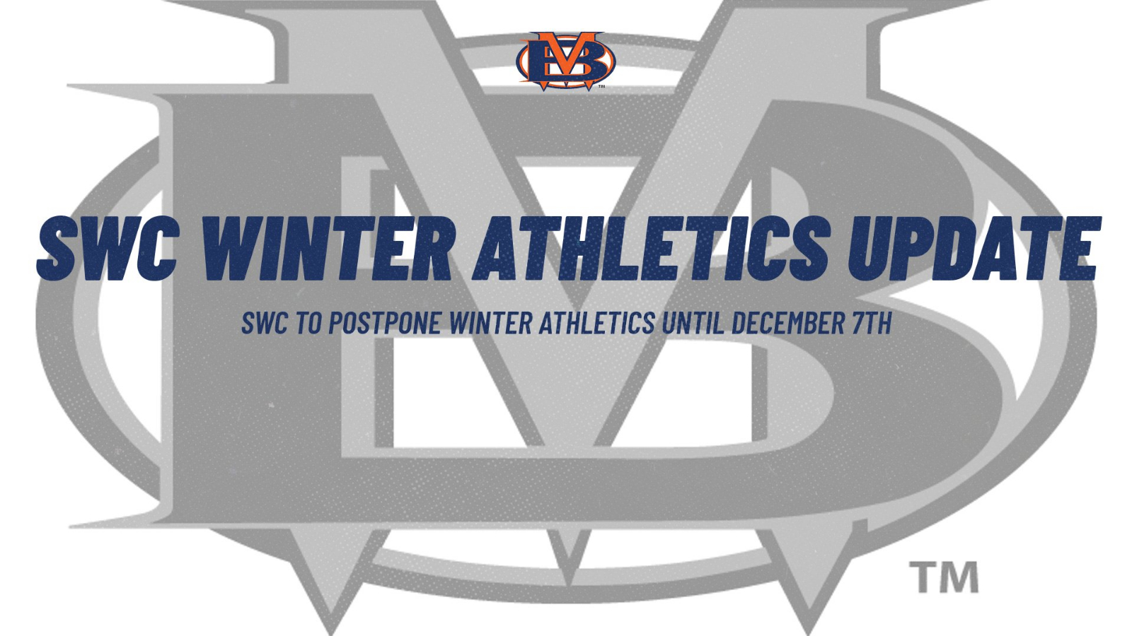 Statement from Southwestern Conference on Winter Sports