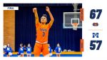 Berea-Midpark Handles Midview on the Road