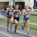 UW freshman Naomi Smith happy to be racing again, and having quick success on Husky cross country team