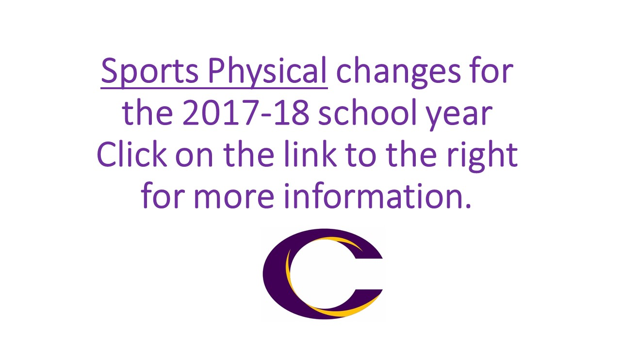 Sports Physical Changes