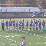 Southern High School Girls Varsity Field Hockey falls to River Hill High School 9-1