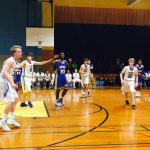 Southern High School Boys Junior Varsity Basketball falls to Saint Mary'S High School 73-59