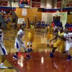 Southern High School Boys Varsity Basketball falls to Old Mill Senior High School 42-38
