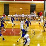 Southern High School Boys Junior Varsity Basketball falls to Old Mill Senior High School 64-49