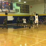 Southern High School Boys Junior Varsity Basketball falls to Arundel High School 52-45