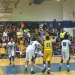 Southern High School Boys Varsity Basketball falls to Annapolis High School 65-60