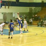 Southern High School Boys Junior Varsity Basketball falls to Annapolis High School 69-59