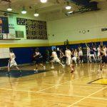 Southern High School Boys Junior Varsity Basketball beat South River High School 52-36