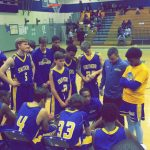 Southern High School Boys Junior Varsity Basketball beat Severna Park High School 33-26