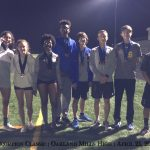 Southern High School Coed Varsity Track finishes 12th place