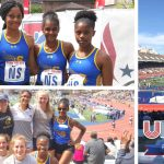Southern High School Coed Varsity Track finishes 259th place