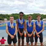 Track finishes strong at States!!
