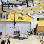 Boys Varsity Basketball beats North East 71 – 55