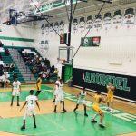 Boys Varsity Basketball beats Arundel 44 – 35
