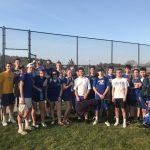 Coed Varsity Tennis beats Meade 7 – 2
