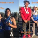 Coed Varsity Track finishes 13th place at Scorpion Classic