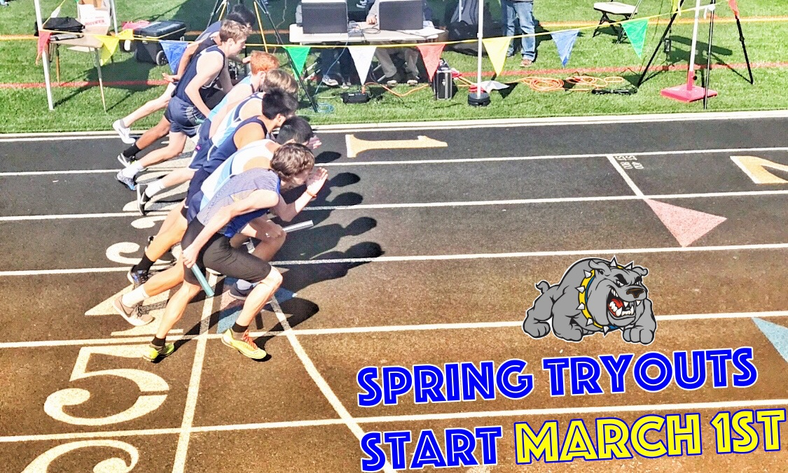 Important Information for Coed Outdoor Track & Field