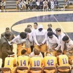 Boys Varsity Basketball beats South River 48 – 43