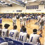 Boys Varsity Basketball falls to Glen Burnie 74 – 72
