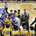 Boys Varsity Basketball falls to Annapolis 52 – 44