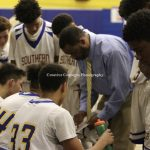 Boys Junior Varsity Basketball closes out the season with a loss to Old Mill  61 – 23