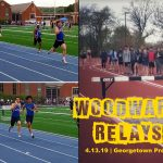 Track & Field finishes 16th place at Woodward Relays #SHSontherightTRACK