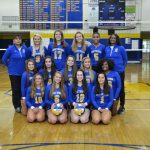 Good Luck Volleyball!