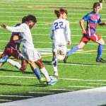 Boys Varsity Soccer falls to Old Mill Senior 2 – 1