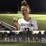 Birthday Girl scores for SHSFH in the last minute of SCYA Night Game vs South River
