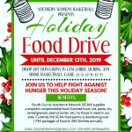 Holiday Food Drive Benefiting SCAN