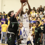 Boys Varsity Basketball falls to Arundel 58 – 55