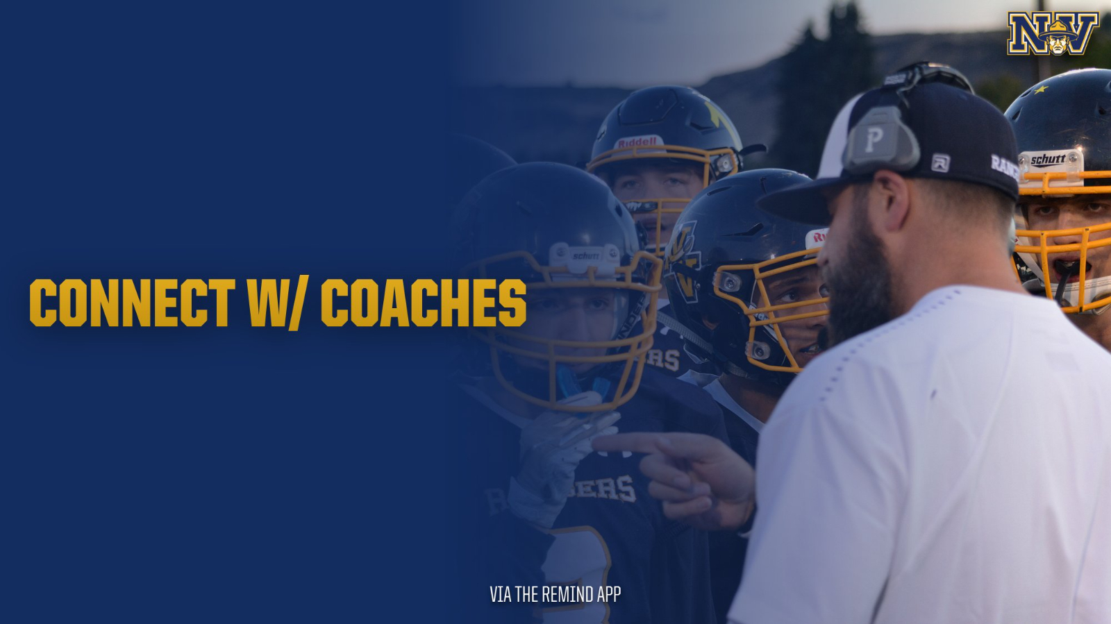 Stay Up To Date with your Coaches