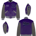 Letter Jacket Ordering/Sizing Information