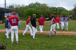 Varsity Baseball 4/30