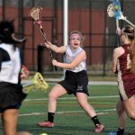 Girls Lacrosse - Einstein vs Paint Branch 3/21/17