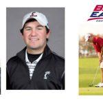 East Alumni David Tepe WINS BIG EAST Golf Championship!