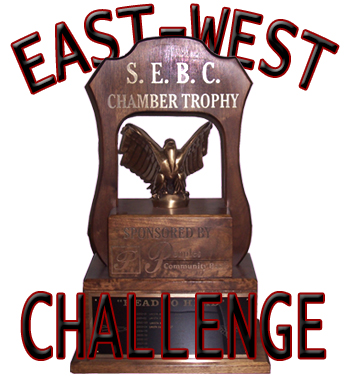 East vs. West Challenge Trophy Stays with Hawks!!!
