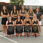 Girls Tennis Falls to Ursuline