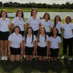 Girls Golf Falls to West