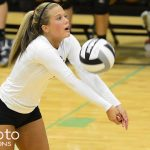 Girls Volleyball Falls to Mason