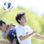 Boys Soccer Defeats Springboro, 2-1
