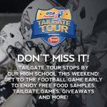 USA Football's Tailgate Tour – Celebrates Jarrett LaRubbio