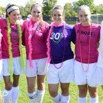 Senior Day Victory for Girls Soccer!