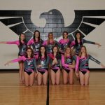 Gymnastics Finishes 3rd at CCD Indian Cup