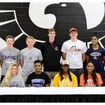 East Athletes Join Collegiate Ranks