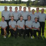 Boys Golf Finishes 8th at Districts