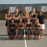 Girls Tennis Season Ends at Sectionals