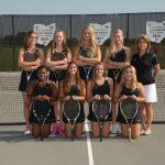 Girls Tennis Beats Milford